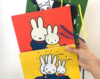 Miffy Row Cards