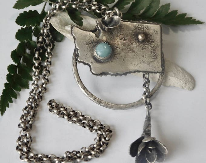 Pacific Northwest Love Necklace #1