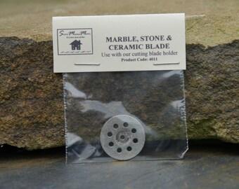 Stacey's Miniature Masonry Marble, Stone & Ceramic Cutting Blade