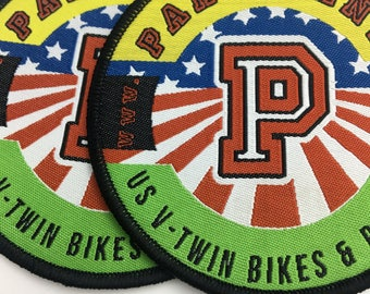 100 custom woven patches ,patch woven ,woven badge, merrow border