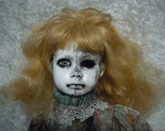 Creepy Old Dirty Doll #136 Day of the Dollies