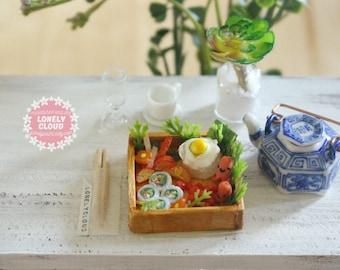 Miniature Bento Box (Style Two)