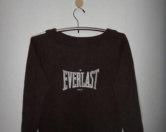Everlast Women's Sweatshirt Sweater Jumper