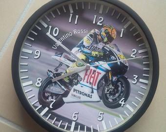 clock wall pattern motorcycle racing grand prize
