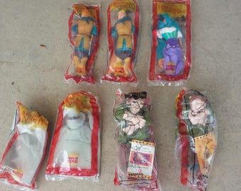 Burger King 96' Hunchback of Notre Dame Puppets