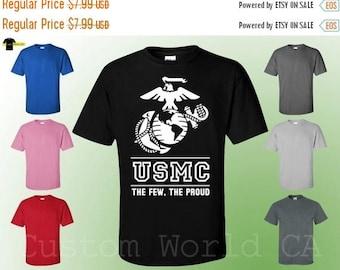 ON SALE TODAY On Sale Today Marines T SHirt - Usmc Marines Tee - Usmc Patriots Proud Marines Licensed Tee