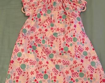Christmas Candy Dress