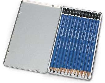 Staedtler drawing pencils