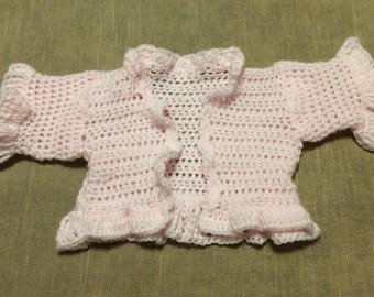 Adorable Infant or Toddler Bolero