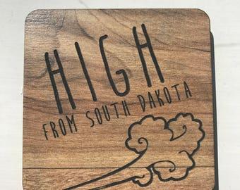 High from South Dakota