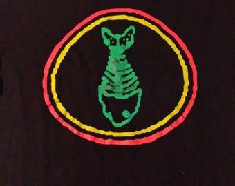 FISHBONE tour shirt 1994