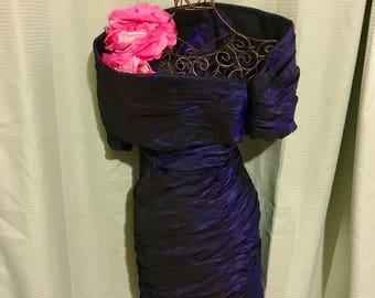Vintage Jacqueline de Ribes Dress