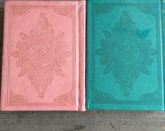 Gold Color Quran Small   Arabic Quran      Wedding Gift   Muslim gift   Eid gift   Ramadan Gift   nikah gift