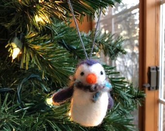 Little Penguin Ornament