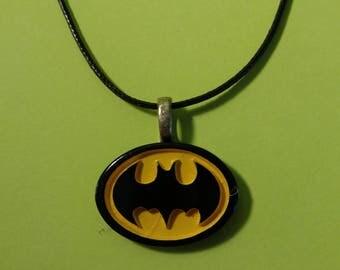 Batman Necklace Style 3