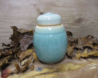 Zaho 2: Lidded Jar