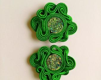 Eternal Evergreen Earrings