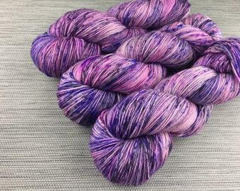 Take a Hike Sock Yarn - Pixie Dust colourway