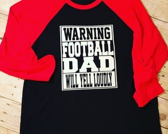Warning..  Football Dad