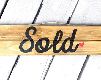 Sold Real Estate Signs - just sold - Realator Signs