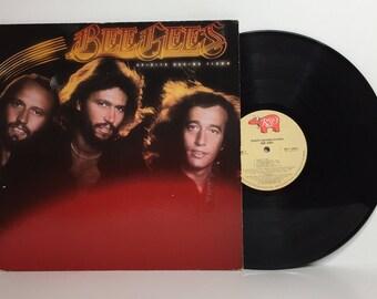 "Bee Gees-Spirits having flown 12"" vinyl record album LP"