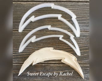 Chargers Logo Inspired Cutter