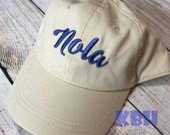 NOLA Hat / New Orleans Hat