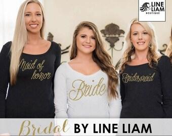 ENDS AT 12AM bachelorette shirts, bridesmaid shirts, long sleeve bridesmaid shirt, bride sweatshirt,long sleeve shirt, bridesmaid shirts, br