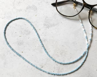 Beaded eyewear Lanyard and bijoux finale