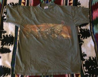 Faded 1998 Korn Follow The Leader Tour Shirt Size XL