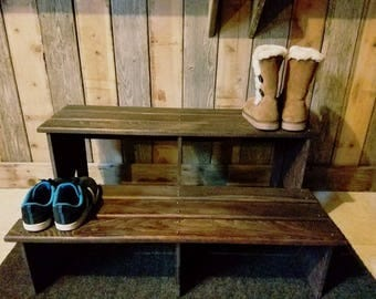 Schuhregal Treppe shoe rack etsy