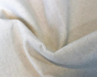 ameubelement medium yarn off white cotton linen fabrics 3 m