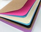 Junque Insert Notebook - Mixed Paper Travelers Notebook Insert - 8 Sizes