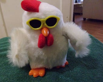 1988 Crazy Chicken Toy