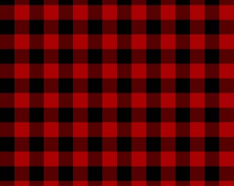 Buffalo Plaid ORACAL Permanent Vinyl...Choose your Size!!