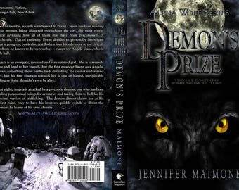 Alpha Wolf Series: Demon's Prize (Book 1)