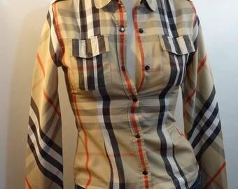 Burberry shirt ' S woman
