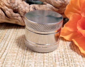Herb Grinder 3Pcs Smoking Pipe Supplies Gemstone Pipe Healing Stone Necklace Reiki wicca Metaphysical Occult altar