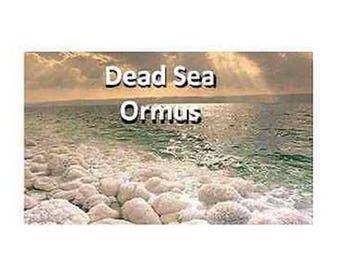 Dead Sea Ormus