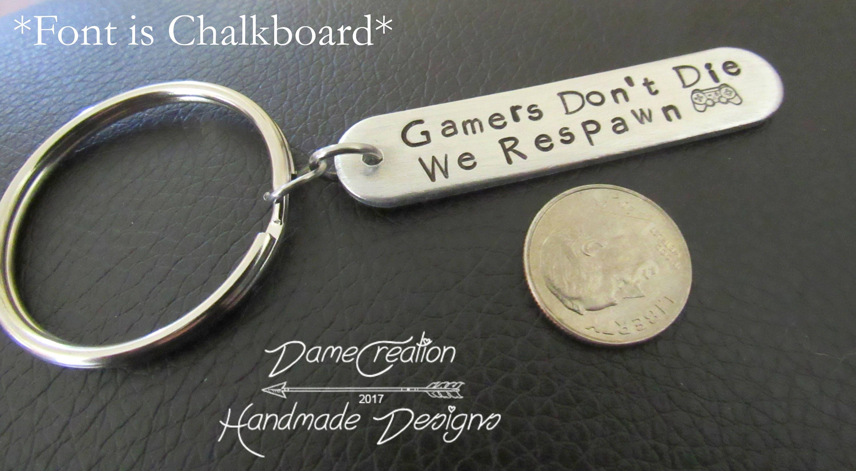 Funny Keychain For Boyfriend Gamer Groomsmen Gift Wedding