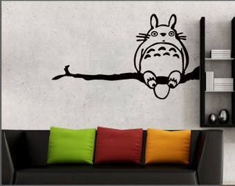 Anime Wall Decal Etsy - Overnight decals from japan