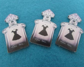 Kawaii Miss Dior Perfume Bottle Flat Backs