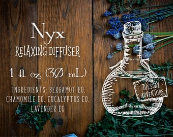 Nyx (relaxing diffuser)
