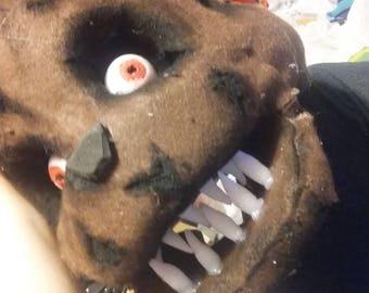 nightmare freddy mask FNAF