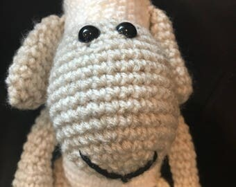 Suzy sheep, parlor pals