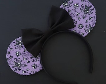 Haunted Mansion Mouse Ears