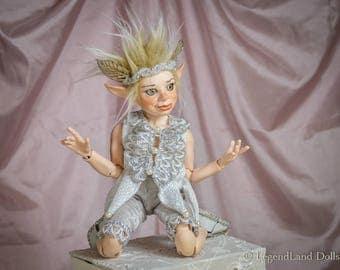 BJD doll Birthday Gift For Her bjd boy elf bjd elf doll art doll elf dolls male doll porcelain bjd ball jointed doll LIMITED EDITION