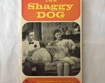 THE SHAGGY DOG (Paperback Junior Novelization by Elizabeth J. Griffen)