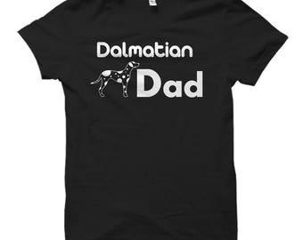 Dalmatian Dad Shirt, Dalmatian Dad Gift, Gift for Dalmatian Dad, Dalmatian Shirts, Dalmatian Gifts, Dalmatian T-Shirts Mens Dalmatian #OS502