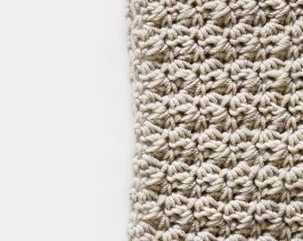 Pattern Scarf Crochet / Womens Scarf Crochet Pattern / Easy Crochet Pattern / Winter Crochet Pattern